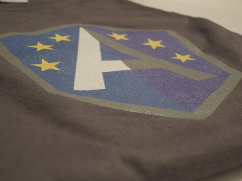 ng-europe themed angular shirt