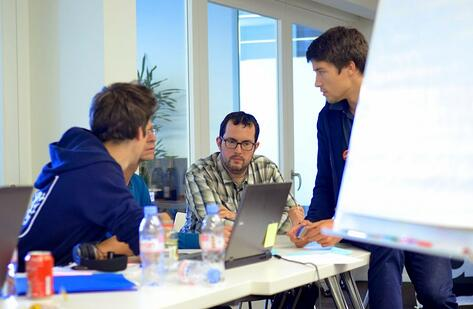 Hackathon Students
