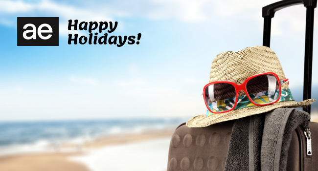 AE Financial Services Newsletter June - Happy Holidays!
