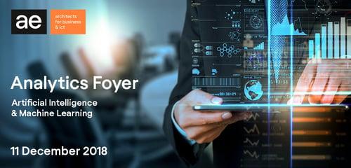 Analytics Foyer 2018