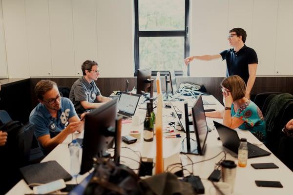 Hackathon 2018: Team Tetris