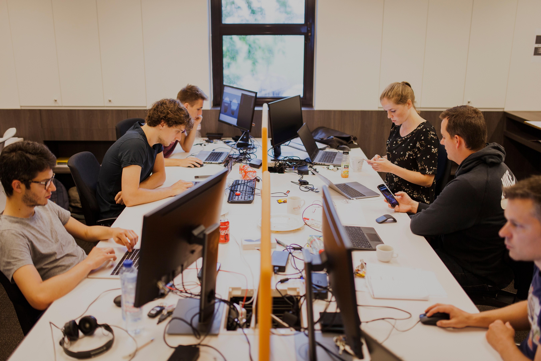 Hackathon 2018: Team VAB