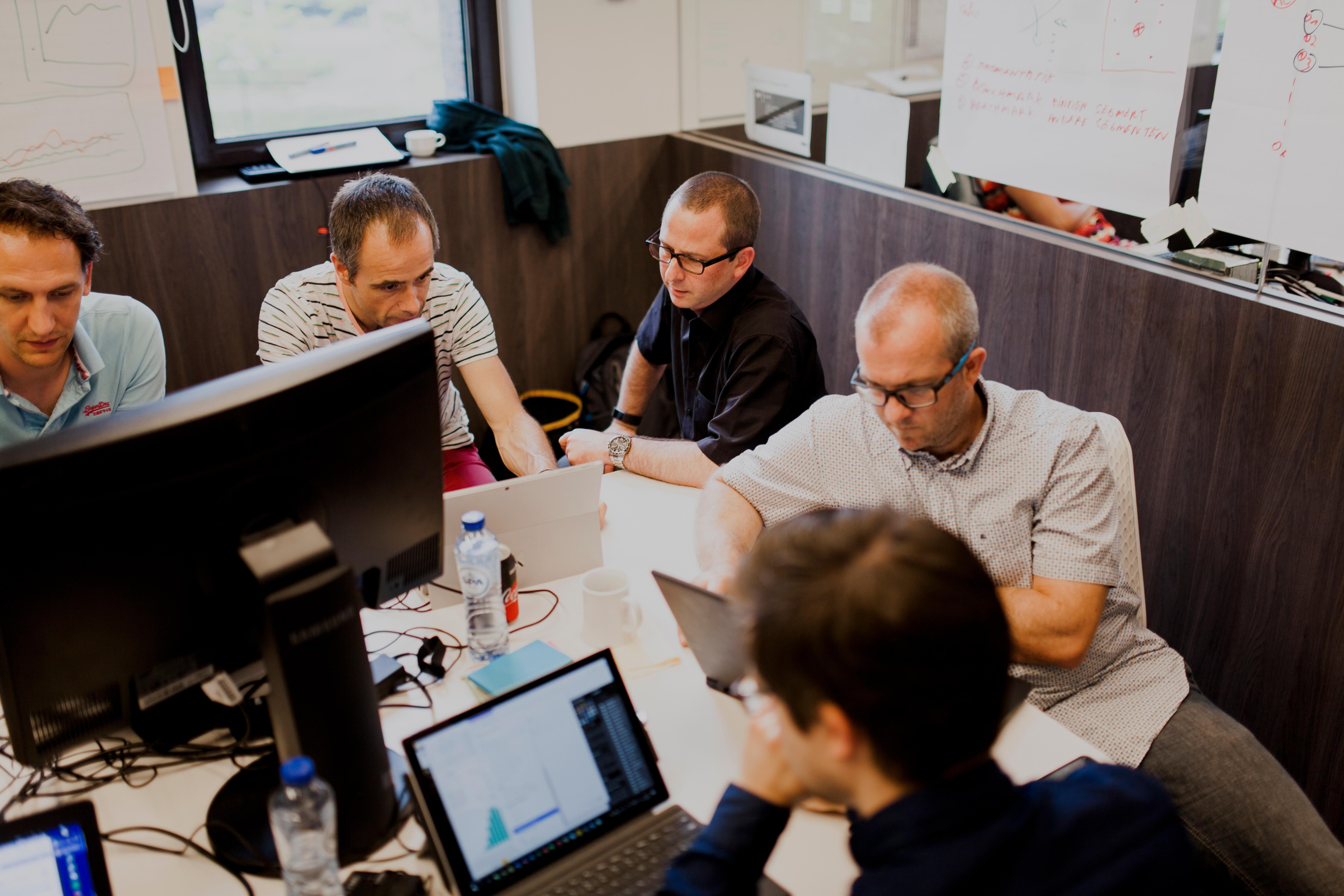 Hackathon 2018: Team Sofico