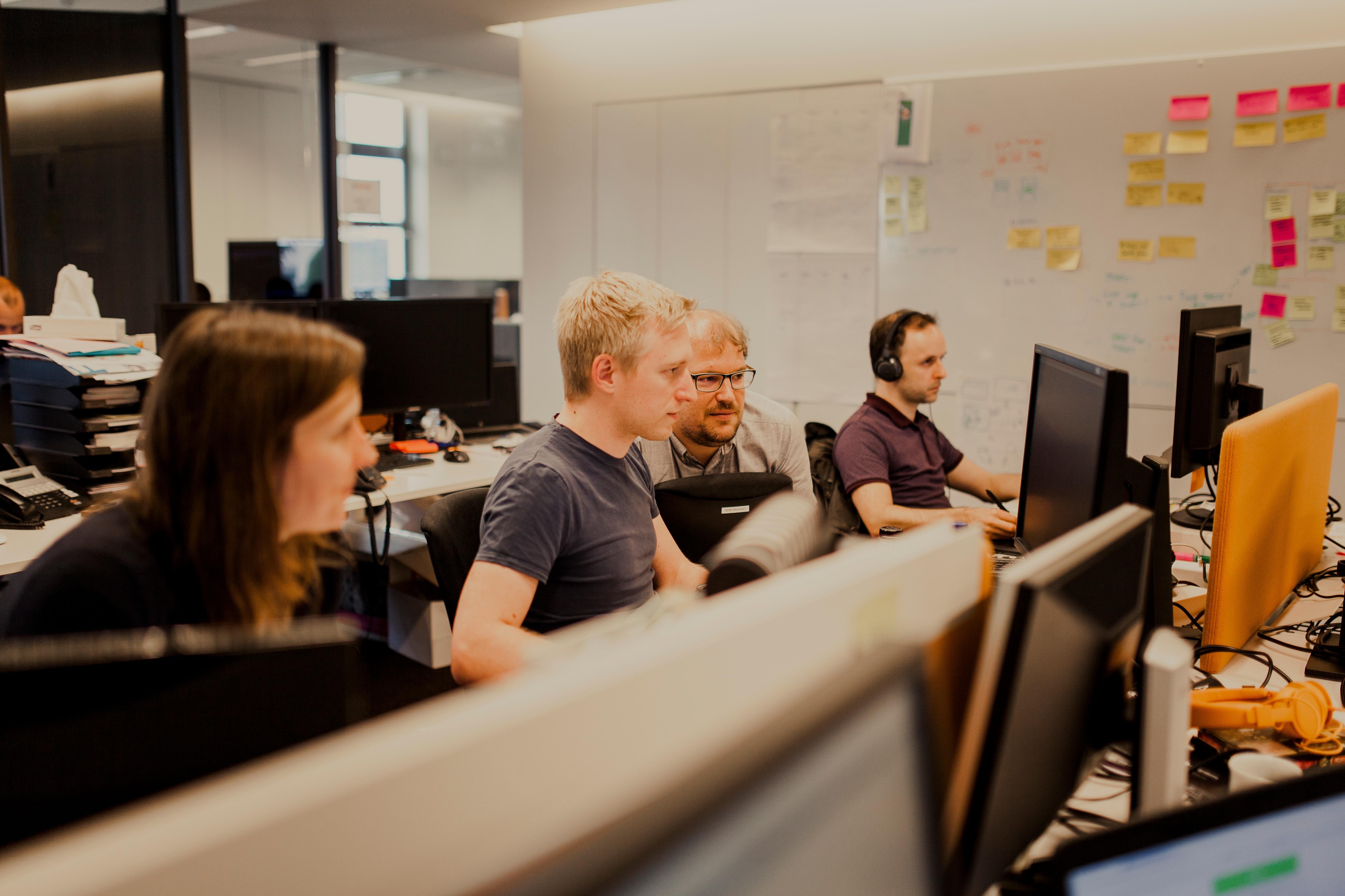 Hackathon 2018: Team Karma Village