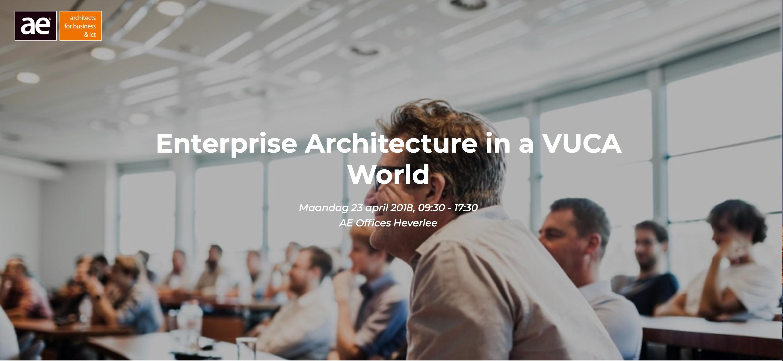 Enterprise Architecture opleiding