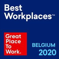 Best Workplaces in Belgium 2020