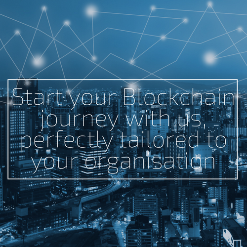 Start your Blockchain journey with us!
