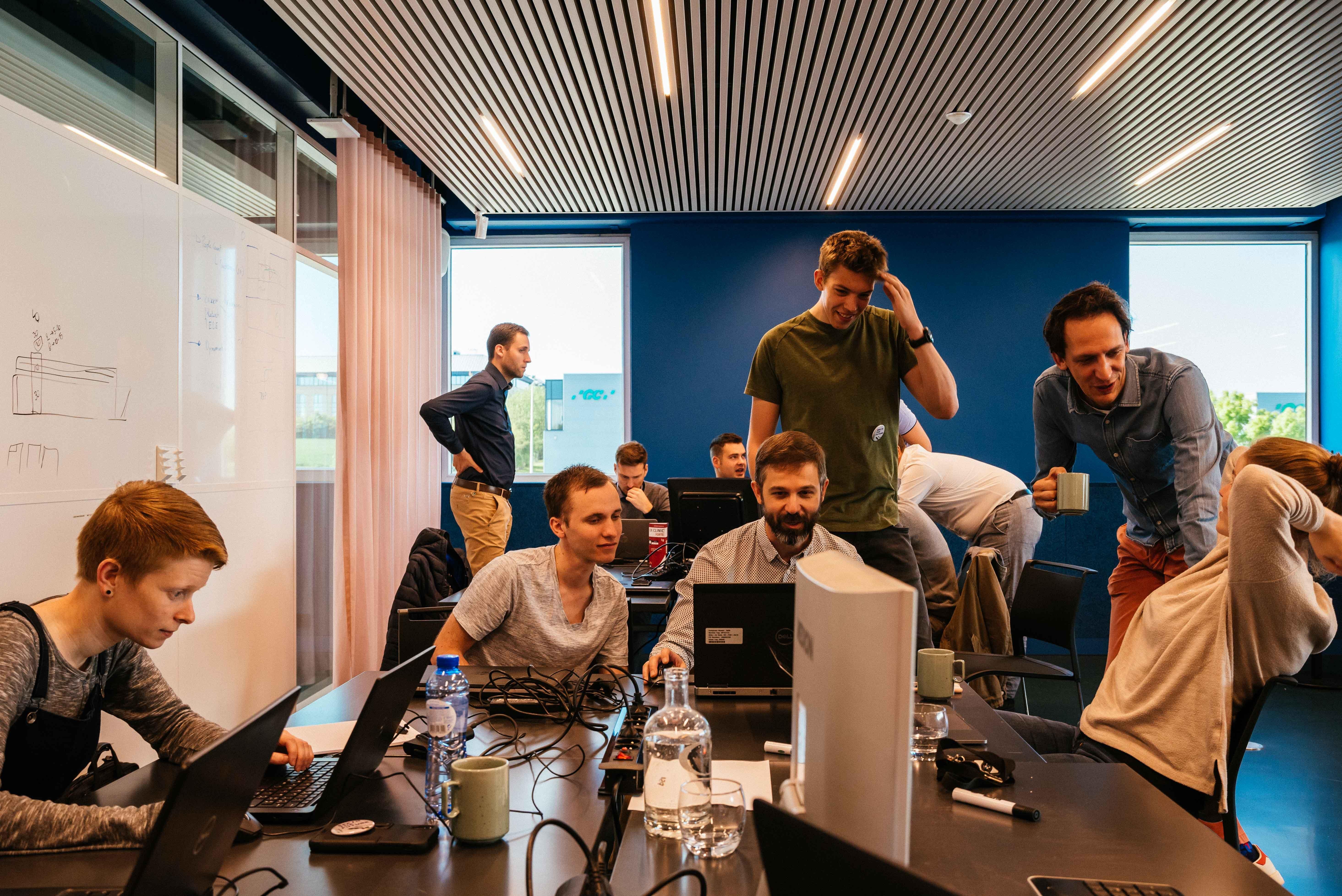 AE Hackathon 2019