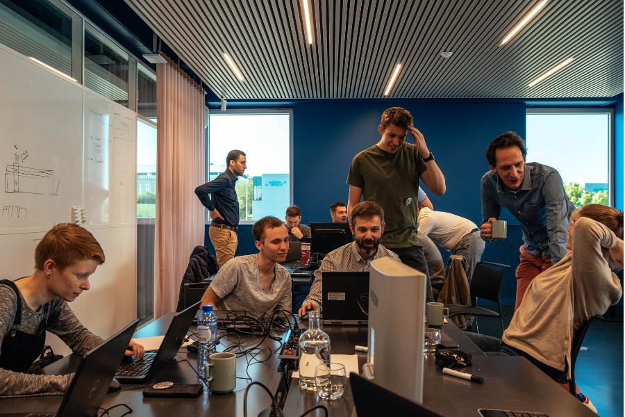 Hackathon 2019 Sfeerbeeld