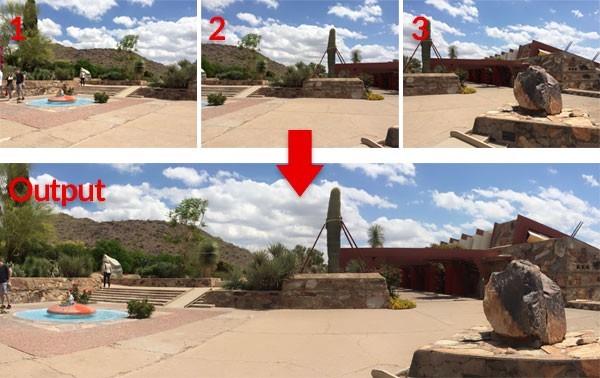 Parking Vision Camera