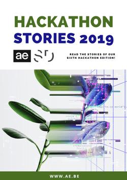 Hackathon Stories 2019 E-book