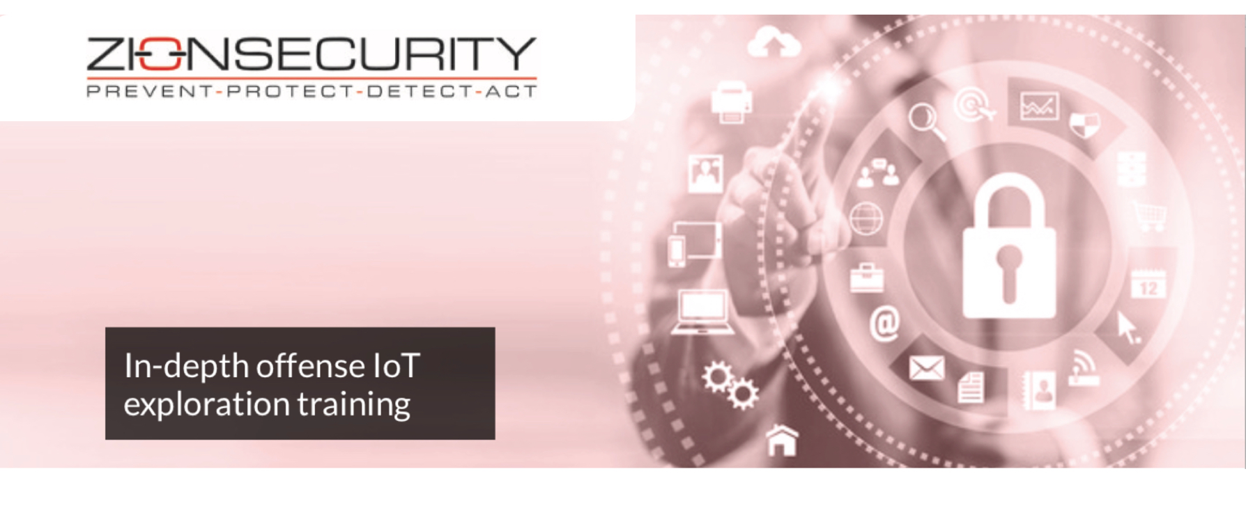 AE Partner Event: Zionsecurity IoT