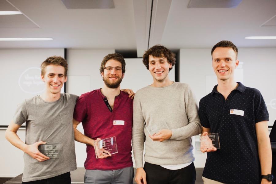AE Hackathon 2017